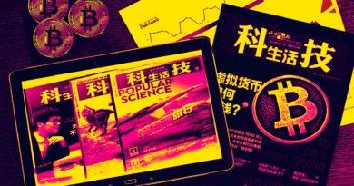 tudományos folyóirata Kína elfogad bitcoint