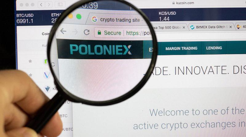 ügyfélazonosítás Poloniex | Megnyílik a Poloniexen az intézményi befektetők előtt