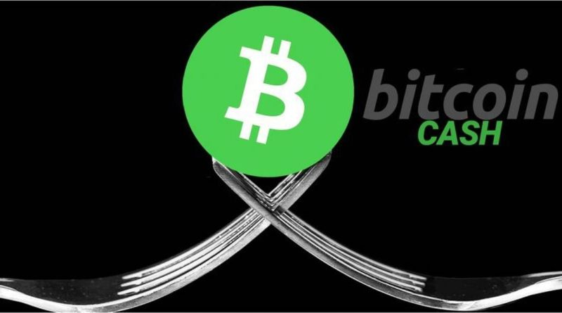 Bitcoin Cash fork
