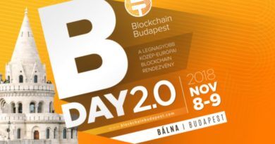 Blockchain Budapest Magyarországra hozza Nick Szabót