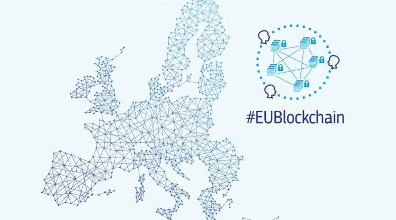 Európai Bizottság blokklánc szövetség