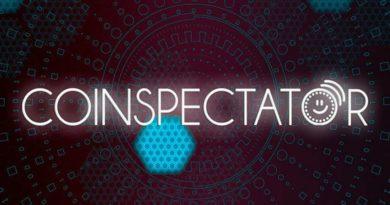 CoinSpectator híraggregátor logó