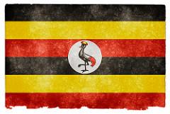 Uganda zászló