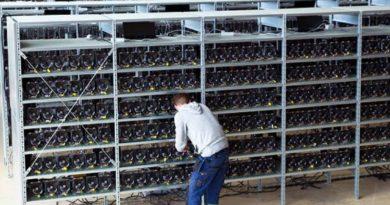 Lekapcsoltak egy masszív bitcoin bányászfarmot a koronavírus miatt