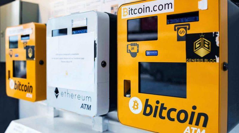 bitcoin automata illusztráció