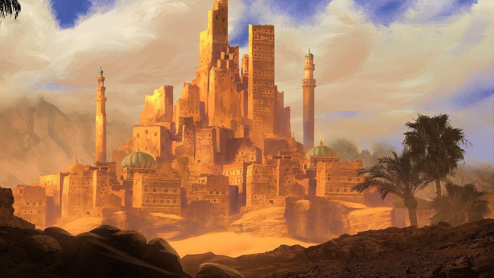 Az ügyvéd, aki $300 milliós kriptováros építését tervezi a sivatagban