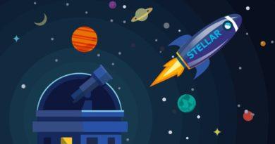 Stellar (XLM) már az 5. legnagyobb kriptovaluta