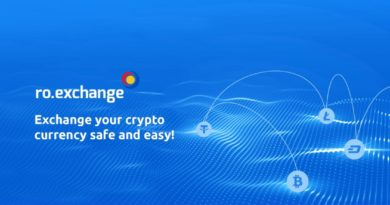 Romanian crypto exchange Ro.exchange opens its doors | Featured Image