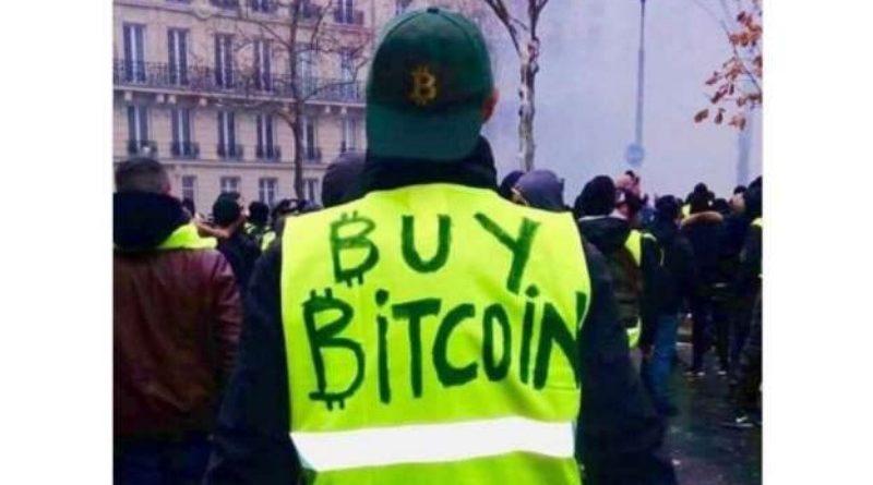 A bankok megrohanását tervezik a francia sárgamellényesek