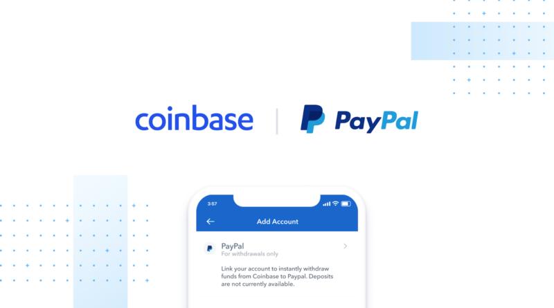 Már itthon is elérhető a PayPalos kifizetés a Coinbasen