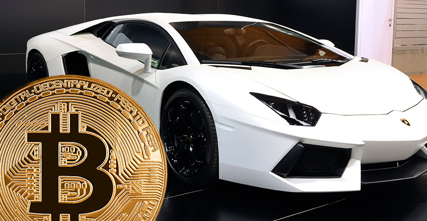 bitcoin eladó