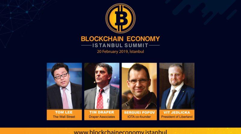 Blockchain Economy Istanbul Summit Tim Draper