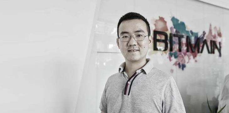 Jihan Wu helyére kerül a Bitmain új CEO-ja