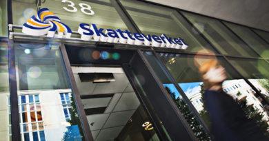 Svéd adóhatóság