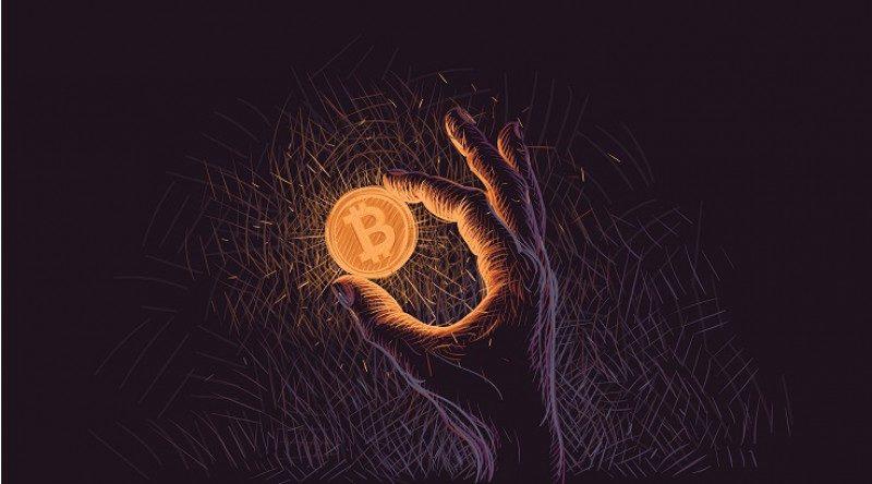 Bitcoin árelemzés - kivárás a potenciális trendforduló előtt