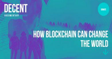 Blockchain dokumentumfilm ajánló: Decent