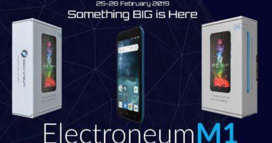 Kriptopénz bányász okostelefonnal jön az Electroneum
