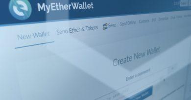 A MyEtherWallet tárcán KYC nélkül lehet kriptót fiatra váltani