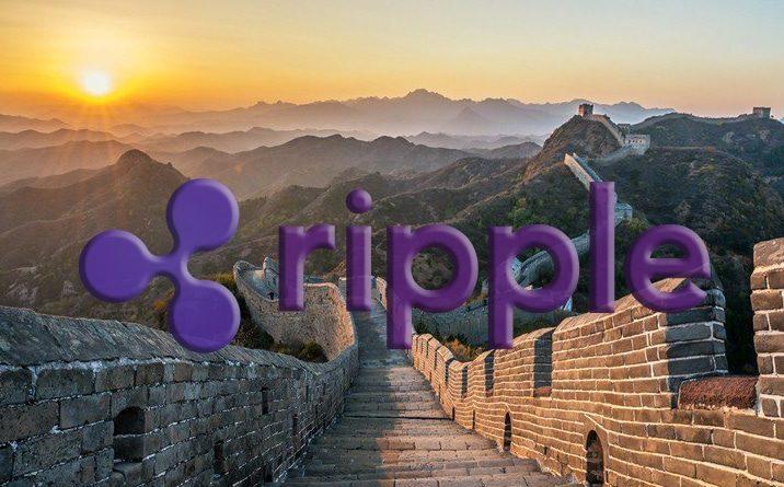 Kínába készül a Ripple