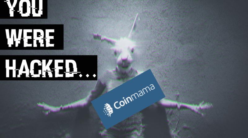 FRISS: 450 000 Coinmama ügyfél e-mail címe és jelszava került ki a darkwebre