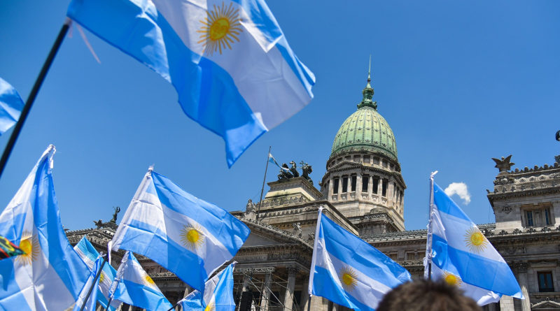 Argentína blokklánc