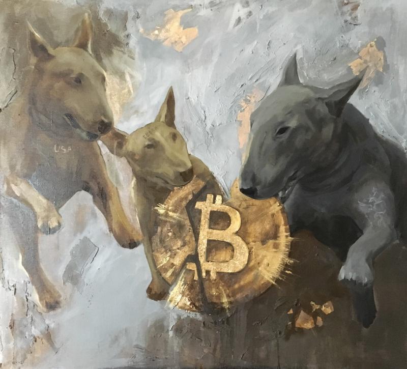 a bitcoin dominanciája