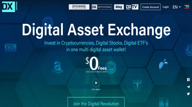 Tokenizált ETF-eket vezet be a Nasdaq licencelt DX Exchange