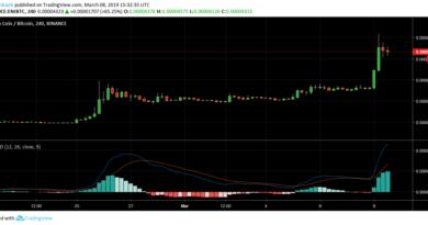 Enjin Coin Bitcoin árfolyam