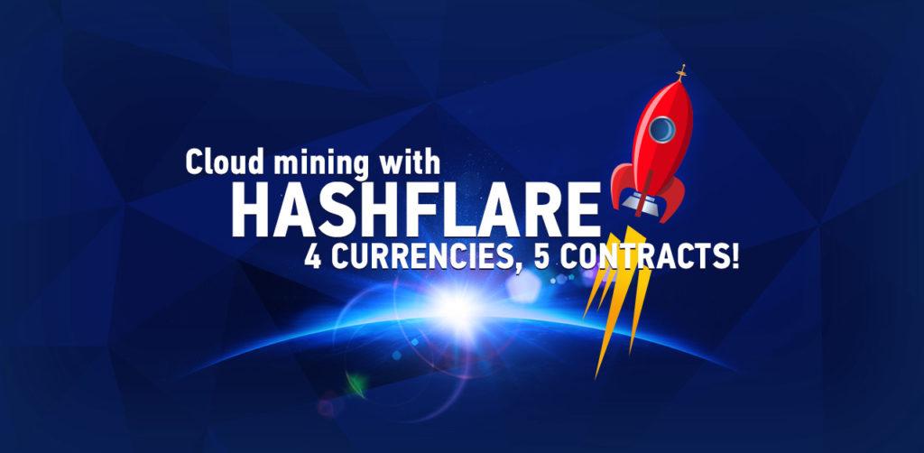 HashFlare - felhő alapú bányász