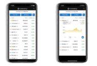 Mobilos alkalmazást dobott ki a CoinMarketCap