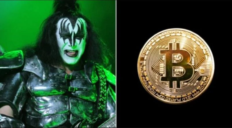 KISS frontembere és a bitcoin
