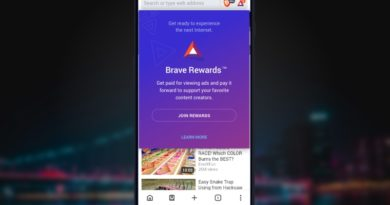 Már Androidra is letölthető a Brave reklámmegtekintést jutalmazó frissítése