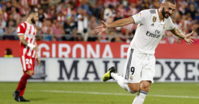 Real Madrid Benzema