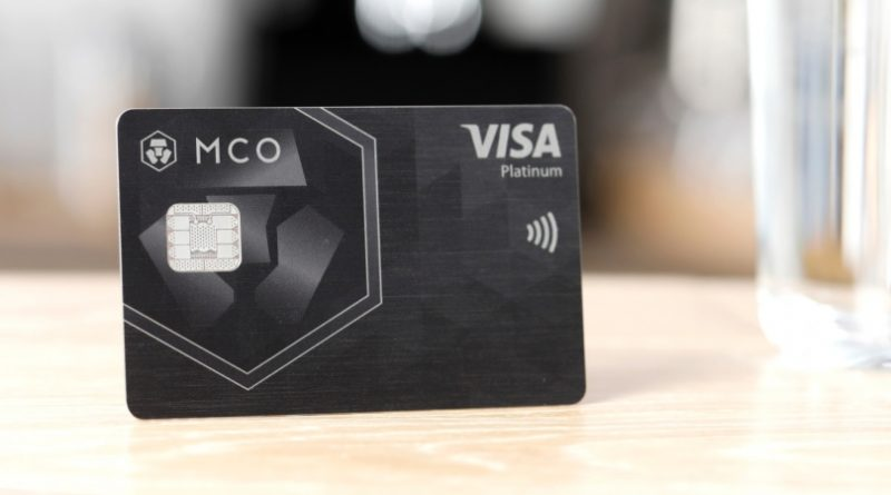 Több mint 100 000 kriptopénz kártya előrendelést kapott a Crypto.com