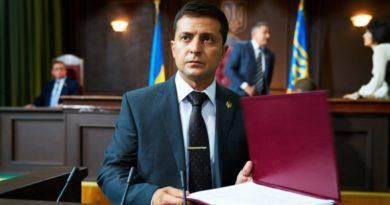 Kenőpénz helyett blokkláncot ígér a frissen megválasztott ukrán elnök