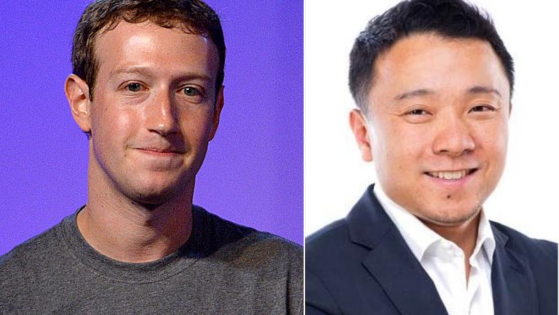 Zuckerberg vs Wei Zhou