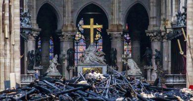 Kriptopénz gyűjtést indított a BlockShow a Notre Dame újjáépítésére
