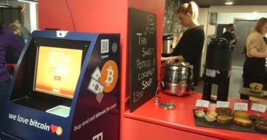 Bitcoin automaták Németországban