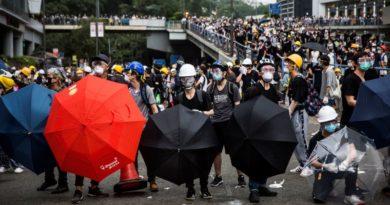 Hongkongi tüntetések: ahol a technológia a szólásszabadság ellen dolgozik