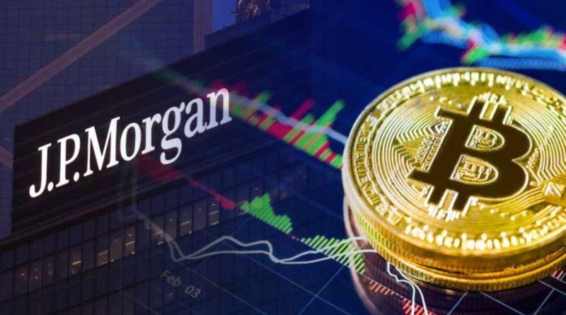 JPMorgan intézményi befektetők bitcoin rali
