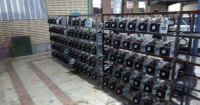 Mecsetekben bányásztatnak Iránban az ország bitcoin bányászai