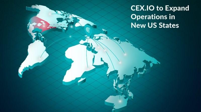 Az Egyesült Államokban terjeszkedik a brit CEX tőzsde