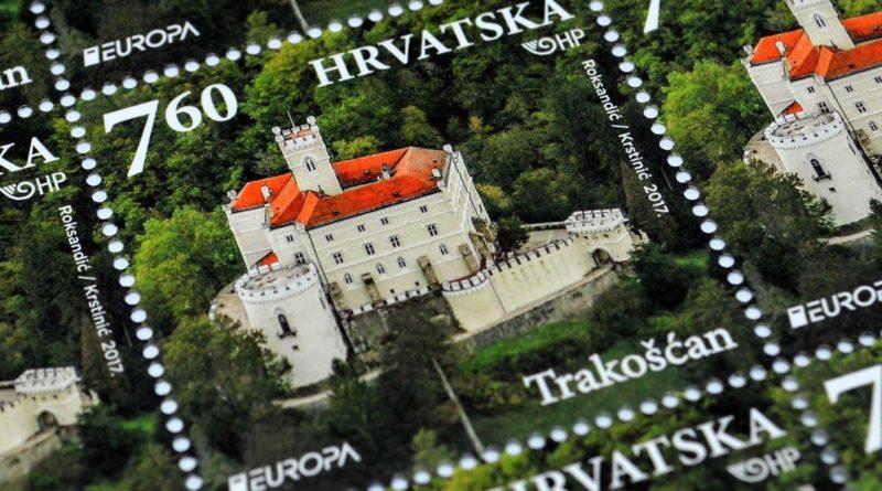 Horvát Posta bélyeg