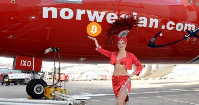 Kriptopénz tőzsdét alapított a norvég légitársaság elnöke