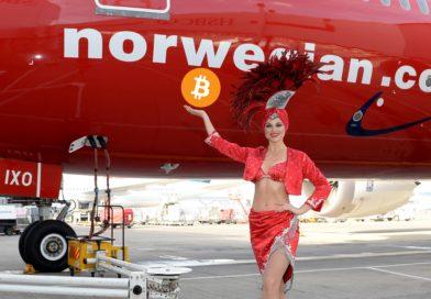 A norvég légitársaság tavasztól kriptovalutákat is elfogad