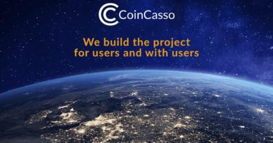CoinCasso: a hibrid bitcoin tőzsde, ami nyeresége 80%-át megossza felhasználóival