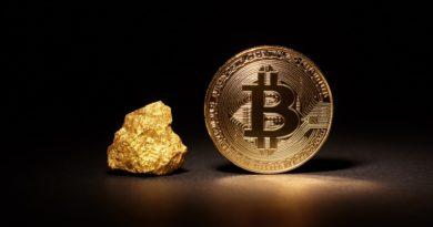 Érdekes hasonlóság a bitcoin és az arany árfolyama között