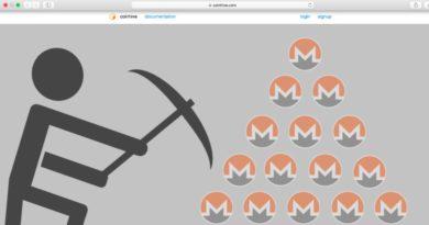 böngésző alapú kriptobányászat - cryptojacking