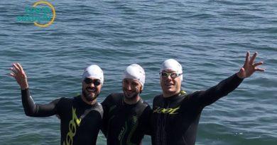 A Team Satoshi kihívás: 339 kilométert úsztak, futottak és bicikliztek a Bitcoin népszerűsítéséért