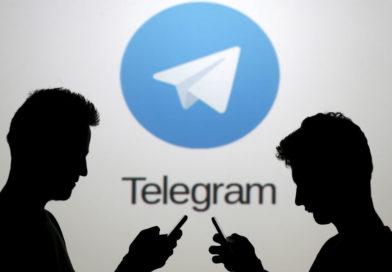Telegram Apple